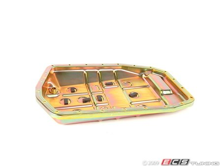 ES#44672 - 24117507556 - Automatic Transmission Oil Pan - Replace your cracked or broken pan - Genuine BMW - BMW