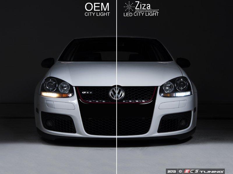 Ecs News Ziza Led Performance Lighting Vw Mk5 Gti