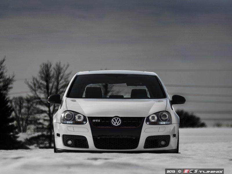 ECS News - City Light High Intensity LED Kit for your VW MKV GTI