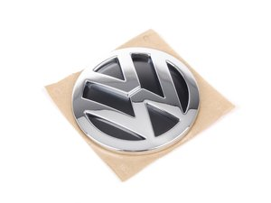 "ES#1242632 - 7M3853630AULM - ""VW"" Emblem - Universal stick on badge that can attached to any flat surface to show your VW pride - Genuine European Volkswagen Audi - Volkswagen"