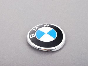 ES#78972 - 51141872327 - BMW Emblem / Roundel - Trunk  - New trunk emblem - Genuine BMW - BMW
