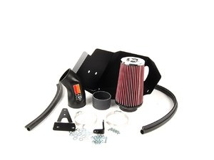 ES#11538 - 57-1000 - K&N Performance Intake System - Great sound & increase power with this K&N intake kit - K&N - BMW