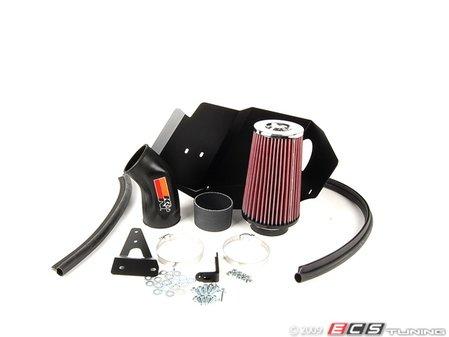 ES#11538 - 57-1000 - K&N Performance Intake System - Great sound & increase power with this K&N intake kit - K&N - BMW