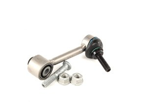 ES#11431 - 1k0505465k - Rear Sway Bar End Link - Priced Each - Fits the left and right side - Lemforder - Audi Volkswagen