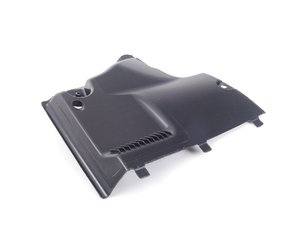 ES#451411 - 8K0825202A - front underbody lining - right - Helps protect the underbody and components from road debris - Genuine Volkswagen Audi - Audi