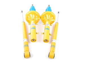 ES#672 - MK4BSSC - Sport Shocks & Struts - Set Of Four - Sport tuned shocks and struts for performance suspension - Bilstein - Volkswagen