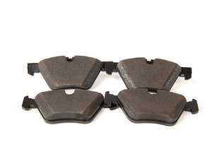 ES#1866670 - 34116771868 - Front Brake Pad Set - A OEM replacement compound - Textar - BMW