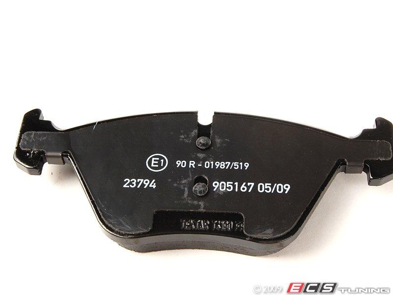 Textar 34116771868 Front Brake Pad Set