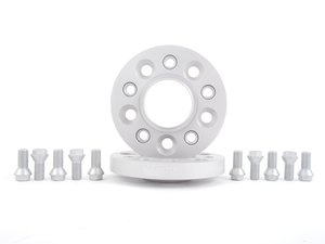 ES#12121 - 40556654 - DRA Series Wheel Spacers - 20mm (1 Pair) - Add some stance to your vehicle with new spacers - H&R - Audi Mercedes Benz Porsche