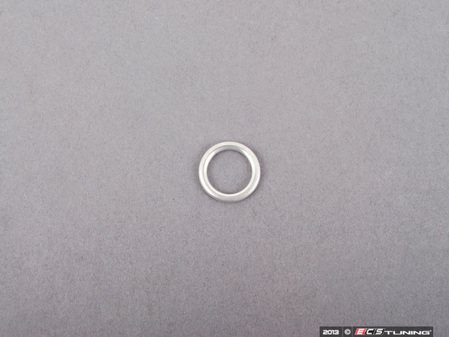 ES#205068 - N0138157 - Drain Plug Washer - Priced Each - Replace with every oil service to prevent leaks. 14x20 - Genuine Volkswagen Audi - Audi Volkswagen Porsche