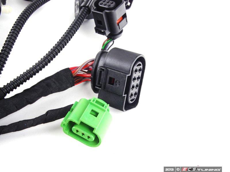 genuine volkswagen audi 06j972619n engine wiring harness