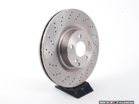 ES#2713307 - 2214211612 - Front Brake Rotor - Priced Each - Fits left or right side - Balo -
