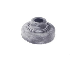 ES#58103 - 33506767010 - Shock Mount Sealing Grommet - Priced Each - Seals the rear shock shaft - Genuine BMW - BMW