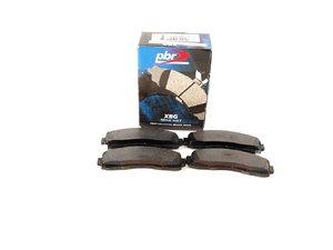 ES#1866761 - 7532-d652m - Brake Pad Set - Metal Master - PBR -