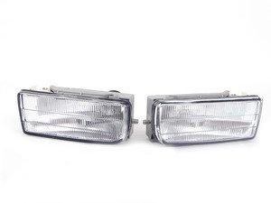 ES#2713061 - FOGB3E36AMSET -  Fog Light Set  - Have cracked or damaged fog lights? Here is replacement kit for you - Depo - BMW