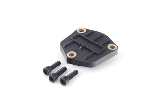 ES#2713298 - 03G103707 - Oil Level Sensor Cover Kit - Includes sensor hole cover, gasket, and retaining hardware - MTC - Audi Volkswagen