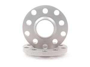 ES#250 - 24255571 - DR Series Wheel Spacers - 12mm (Pair) - VW / Audi wheel spacers made to fit OEM wheels only - H&R - Audi Volkswagen