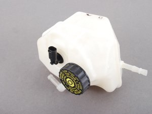 ES#1761778 - 2114300402 - Brake Fluid Reservoir - Includes new cap and level sensor - Genuine Mercedes Benz - Mercedes Benz