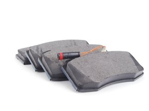 ES#2684732 - 0054209520 - Front Brake Pad Set - Does not include new brake pad wear sensors - Bosch - Mercedes Benz