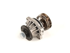 ES#205358 - 11517527910 - New Water Pump - With O-Ring - Featuring a metal impeller - Graf - BMW