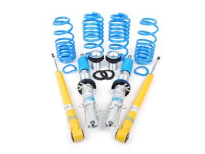 ES#1938 - 47-124851 - B14 PSS Coilover Kit - Fixed Damping - Set your MKIV low and tight for optimal performance. - Bilstein - Volkswagen