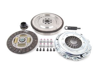 ES#2702804 - 52161203 - Single Mass Flywheel Conversion Kit - Upgrade from your failure prone dual mass flywheel with this kit. Includes single mass flywheel, clutch kit and hardware. - Valeo - BMW