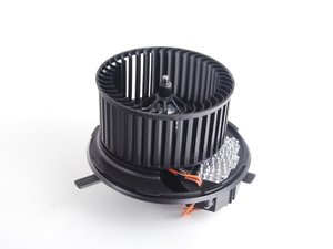 ES#2717973 - 1K1820015L - Blower Motor Assembly - Replace your failed climate control fan - ACM - Audi Volkswagen