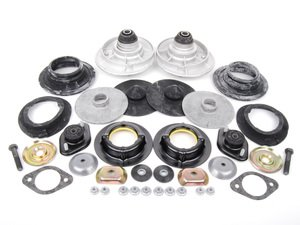 ES#2602406 - 31332229165KT - Cup Kit/Coilover Installation Kit - Everything you need to install coilovers, shocks/struts, or a cup kit including shock mounts - Genuine BMW - BMW