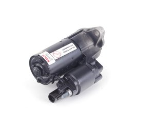 ES#2562432 - SR0823XKT - Starter - Remanufactured  - Includes a $84 refundable core charge - Bosch - Audi Volkswagen