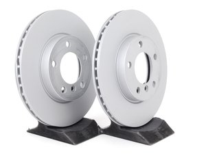 "ES#2766008 - 34119811537KT3 - Front Brake Rotors - Pair 11.57"" ( 294x22 ) - New brake rotors to restore your stopping power in your MINI. - Meyle - MINI"