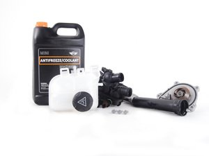 ES#2587106 - 11517550484KT - Cooling System Refresh Kit - An entry level cooling refresh kit - with OEM components - Genuine MINI - MINI
