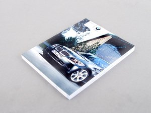 ES#12841 - 01410013324 - Owner's Manual - Everything you need to know about your car - Genuine BMW - BMW