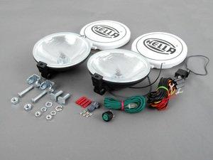 ES#6171 - 76110 - Hella Auxillary/Universal Lamp Kit - 550 Series - Hella - Audi BMW Volkswagen MINI