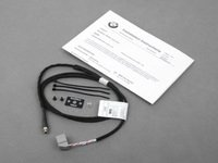 ES#194845 - 82110149389 - Auxiliary Input Retrofit Kit - This wiring kit allows you to play your iPod or other MP3 players through your BMW sound system. For vehicles without navigation. - Genuine BMW - BMW