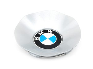 ES#65793 - 36136763117 - Hub Center Cap - Priced Each - Replace your missing or aged center caps - Genuine BMW - BMW