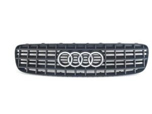 ES#3563 - 8N0853651E3FZ - Grille Assembly - Black - Keep your exterior looking great - Genuine Volkswagen Audi - Audi