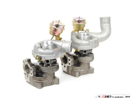 ES#3247797 - 53049880025/26 - RS4 K04 Turbochargers  - Includes the left (K04-025) & right (K04-026) side turbochargers - BorgWarner - Audi