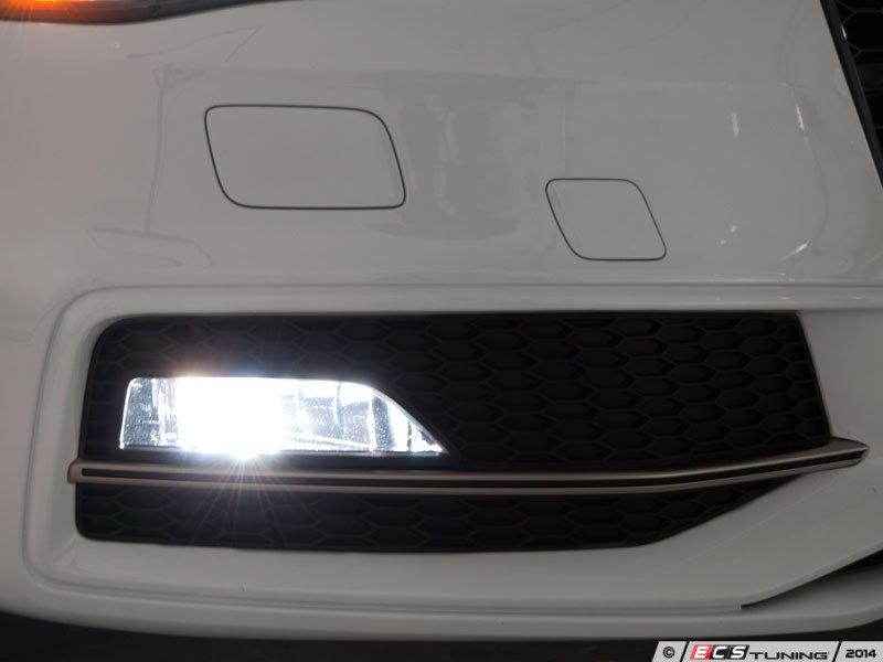 ECS News - Audi B8 A4/S4 ZIZA Fog Light Bulb Sets