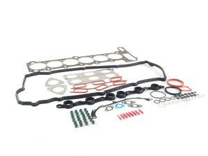ES#18123 - 11121427826 - Cylinder Head Gasket Set - Complete head gasket set, includes all of the required gasket and seals - Genuine BMW - BMW
