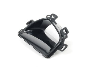 ES#2523829 - 51747328781 - JCW Brake Duct Front Scoop - Front Left - Located beside the lower front grille - Genuine MINI - MINI