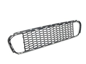 ES#2207580 - 51117314642 - JCW Grille - Lower - Main lower bumper grille with cutouts for the brake ducts. - Genuine MINI - MINI