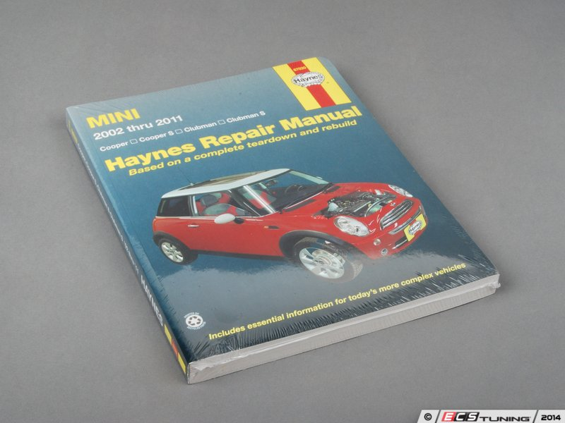 mini cooper haynes manual pdf