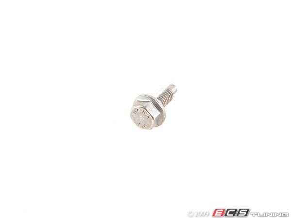 ES#44692 - 24117533655 - transmission pan bolt - Priced Each - M6x16 - replace your stripped bolts - Genuine BMW - BMW