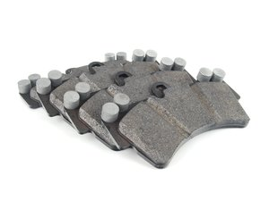 ES#5923 - 7L0698151R - Front Brake Pad Set - OE Direct Replacements - Pagid - Audi Volkswagen