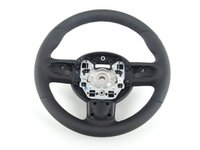 ES#52298 - 32300416250 - JCW Leather Steering Wheel - Upgrade to the JCW all leather thicker wheel - Genuine MINI - MINI