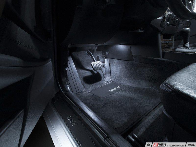 Ecs News Bmw E60 61 5 Series Ziza Led Interior Lighting Kit