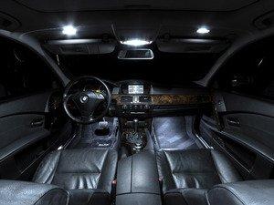 ECS News - BMW E60/61 5 Series Ziza LED Interior Lighting Kit