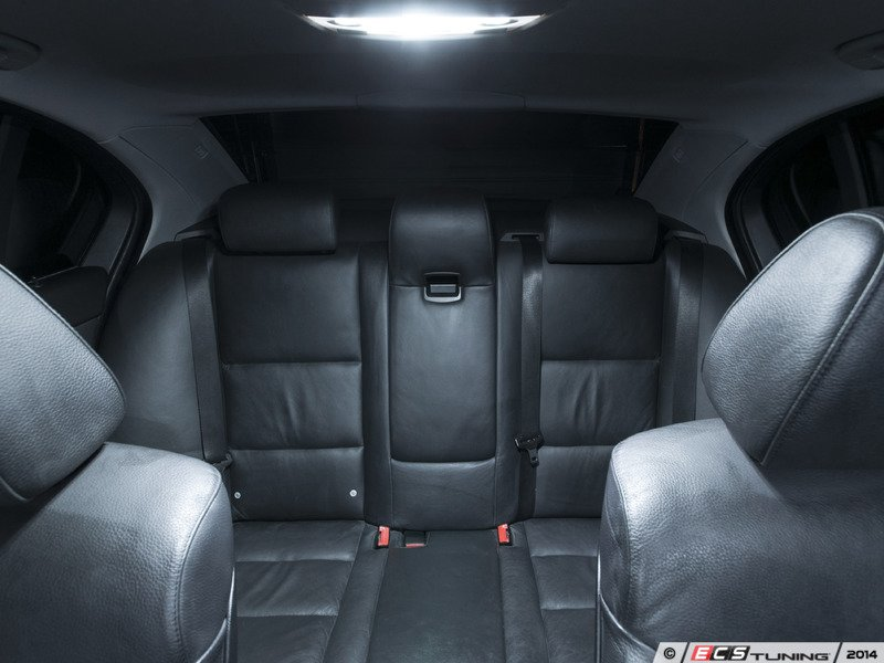 Ecs News Bmw E60 61 5 Series Ziza Led Interior Lighting Kit