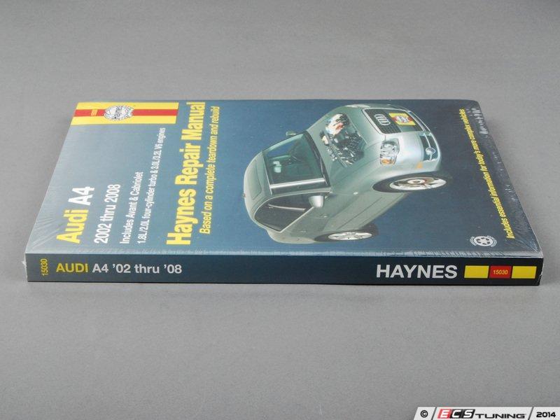 ecs news audi b6 b7 a4 haynes repair manual audi a4 b7 haynes manual pdf audi a4 b7 haynes manual pdf