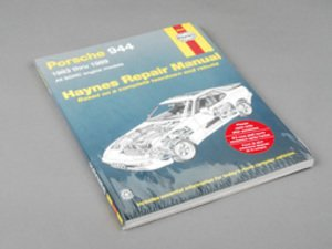 ES#2713478 - 80035 - Haynes Repair Manual - Porsche 944 (Single-Cam Engines, Including Turbo) - Based on a complete teardown and rebuild - Haynes - Porsche